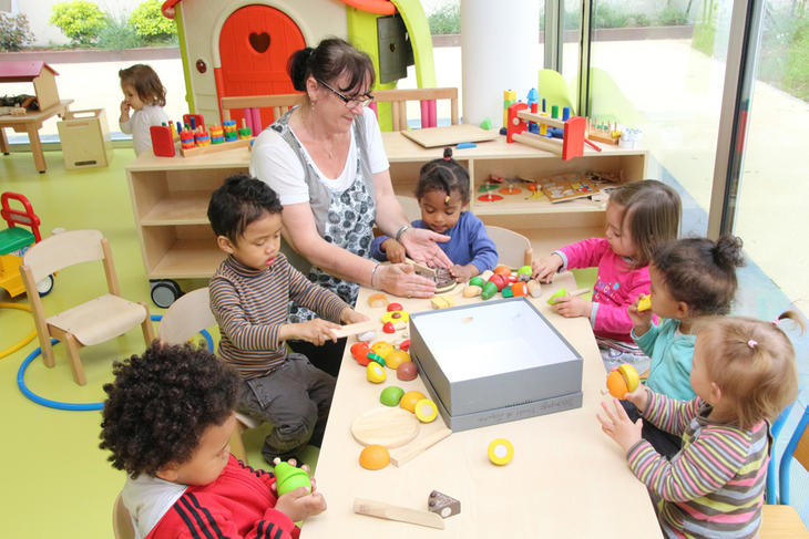 assistantes maternelle