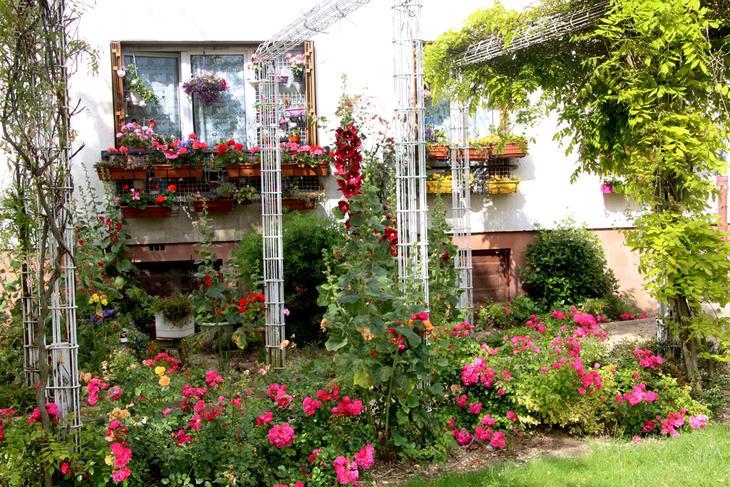 Concours des maisons et balcons fleuris / Ville fleurie ...